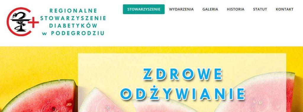 rsdpodegrodzie.pl – strona stowarzyszenia